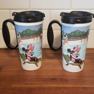 Disney Parks travel mugs